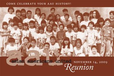 AAU Reunion: November 14, 2009
